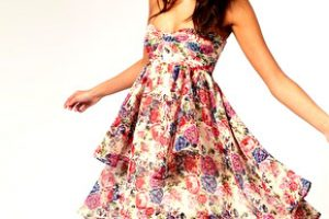 Robe ete liberty asos
